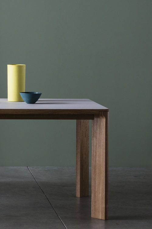 Lastra Rectangular Dining Table by Another Brand