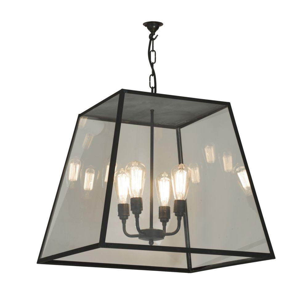 Quad Pendant Light 7635 by Davey Lighting
