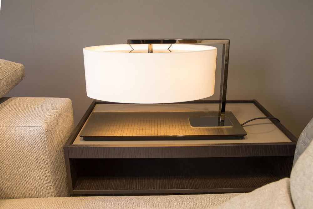 Kira table lamp by massimiliano raggi for contardi lighting kira table lamp from contardi lighting mozeypictures Gallery