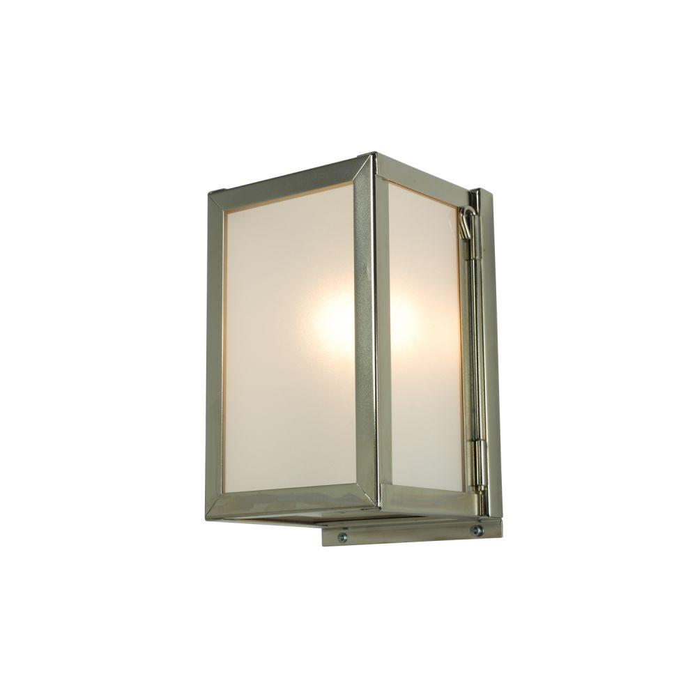 Miniature Box Wall Light 7643 by Davey Lighting