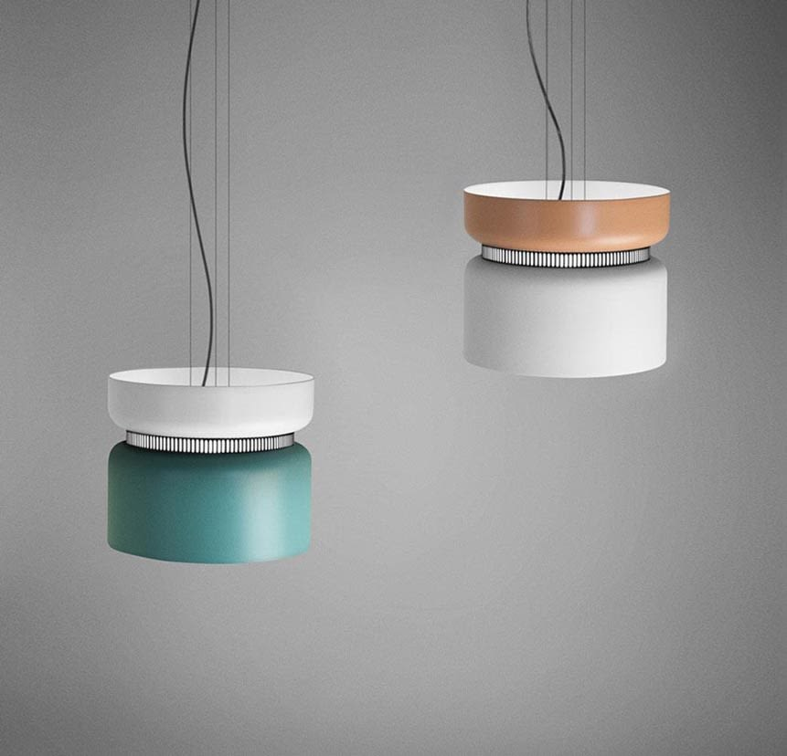 Aspen 40 Suspension Lamp by B.LUX