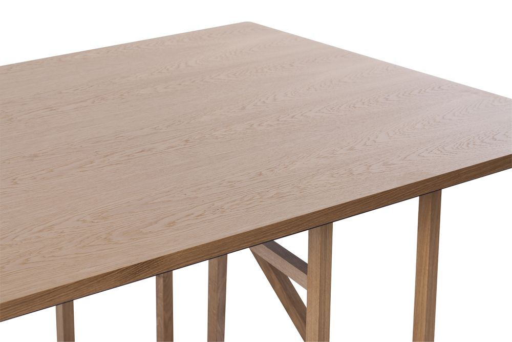 1x1 Trestle - Dining Table by Another Brand