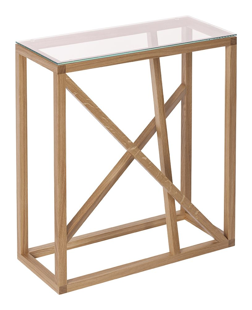 1x1 trestle console table by Another Brand