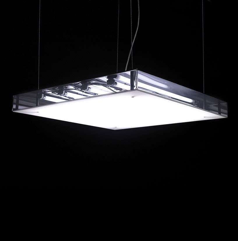 Box 70 Suspension Light by B.LUX