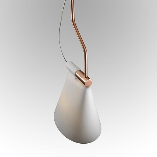 Cone Suspension Light 1 by B.LUX