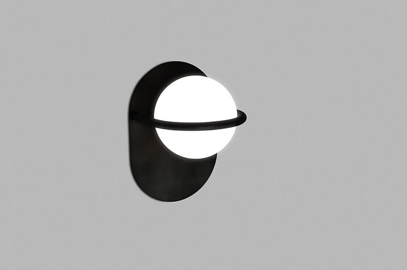 C_Ball Wall Light by B.LUX