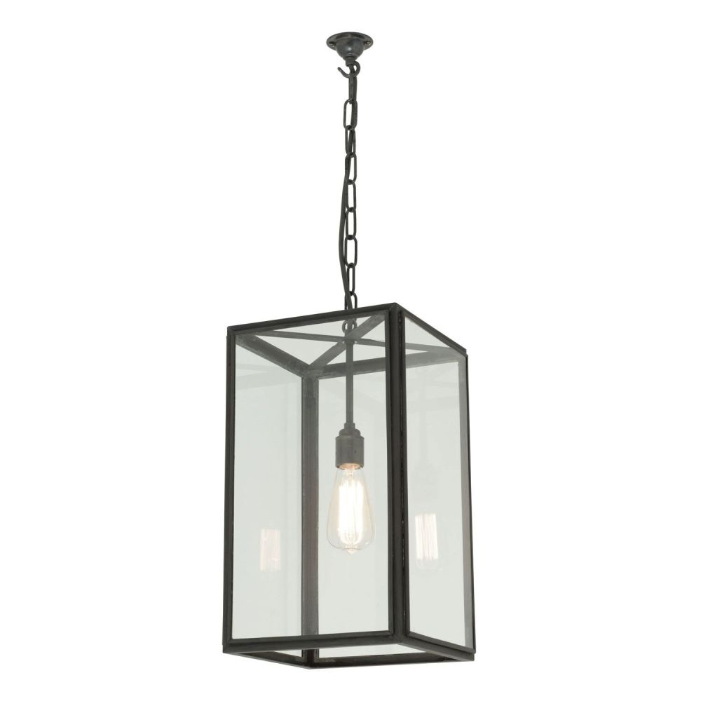 Square Pendant Light 7639 by Davey Lighting