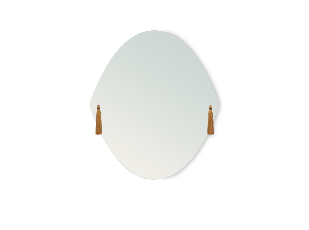 Panache Wall Mirror by Petite Friture