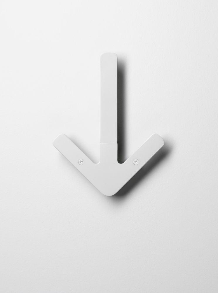 Arrow Hanger - set of 4 by Design House Stockholm
