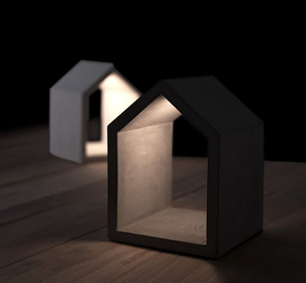 White House Outdoor Lamp by B.LUX