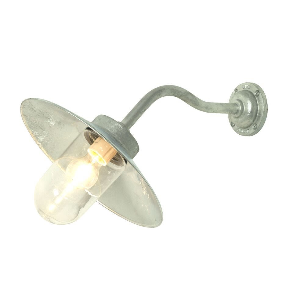 Exterior Bracket Light, Canted, Round 7680 by Davey Lighting