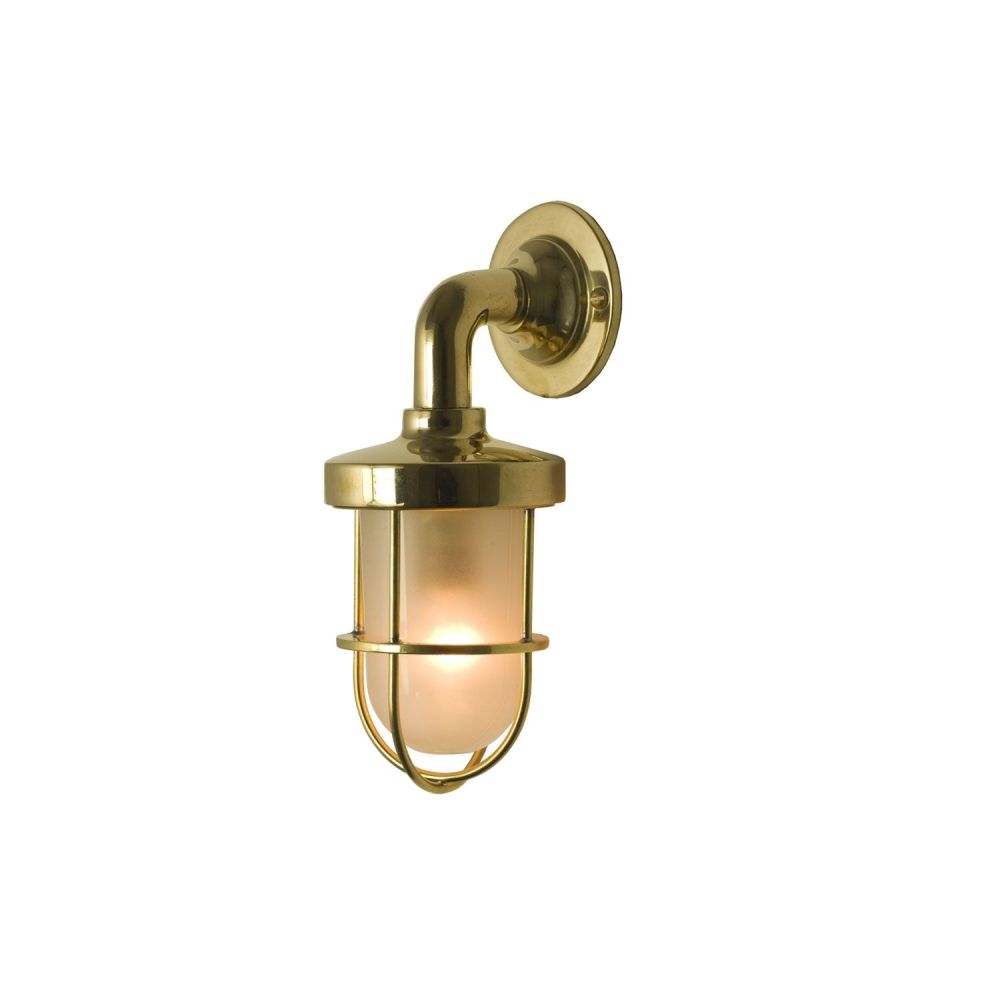 Miniature Weatherproof Ship's Well Glass Light 7207 by Davey Lighting