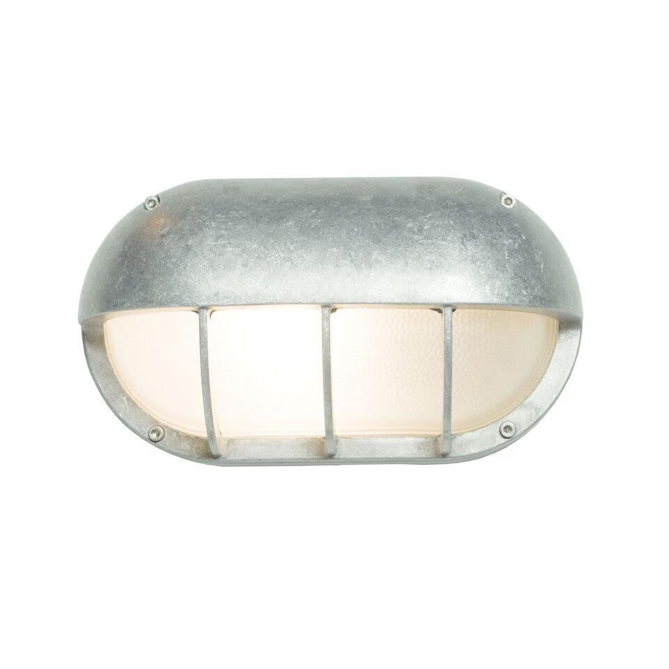 Oval Aluminium Bulkhead 8125 by Davey Lighting