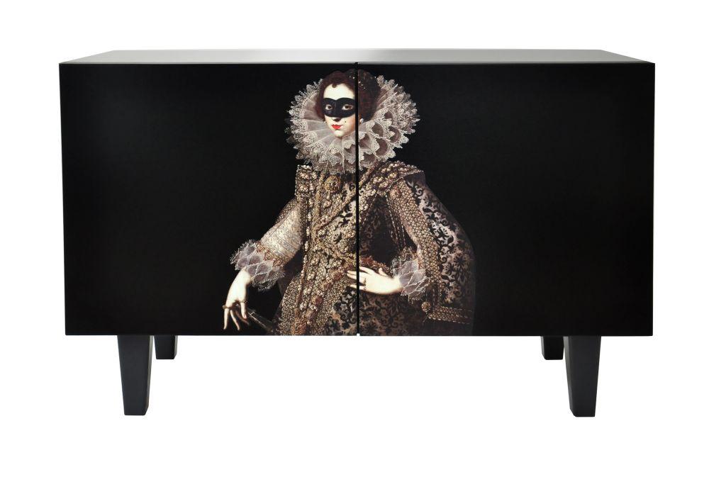 Elizabeth Cabinet by Mineheart