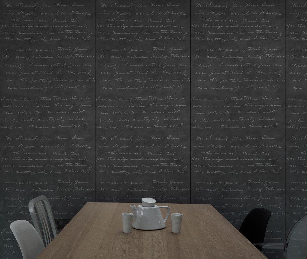 Concrete Loveletter Wallpaper  by Mineheart