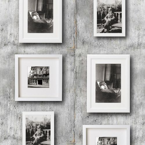 Picture Frame Wallpaper  by Mineheart
