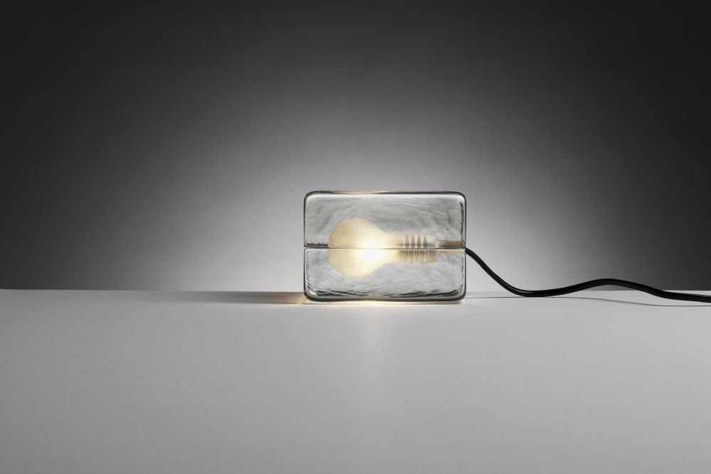 Mini Block Lamp - set of 4 by Design House Stockholm