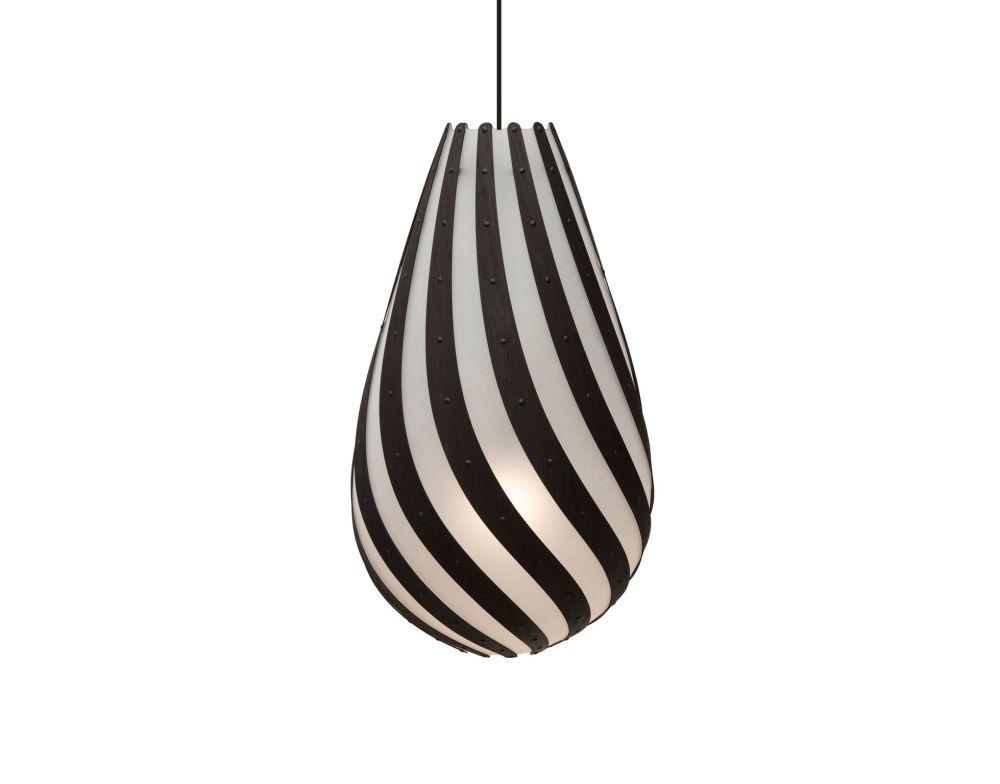 Drop Pendant Light by David Trubridge