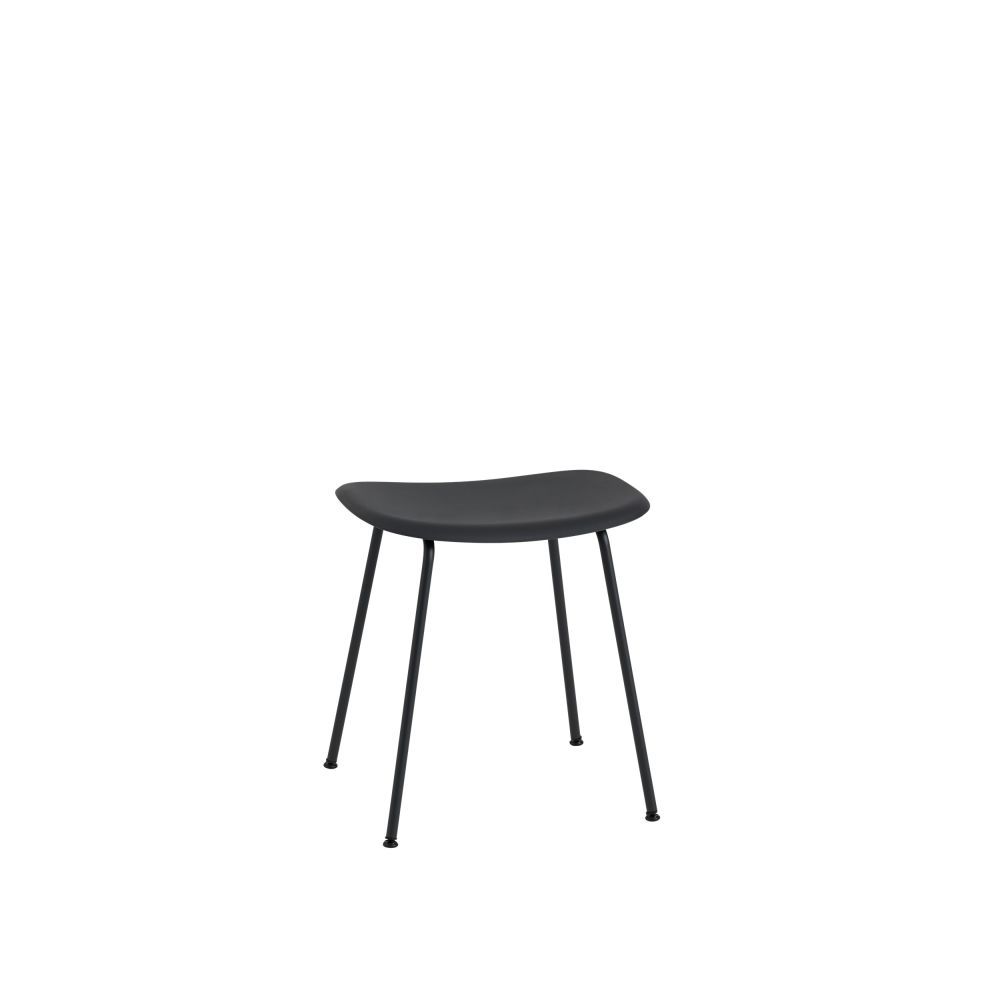 Fiber Stool Tube Base by Muuto