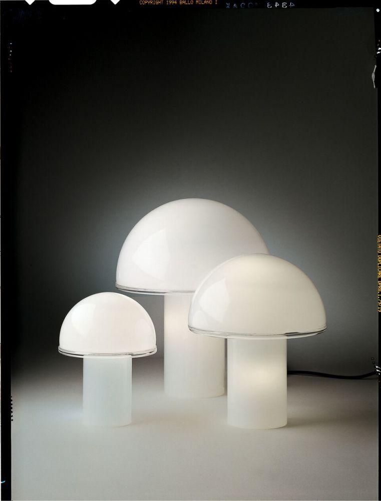 Onfale Grande Table Lamp by Artemide