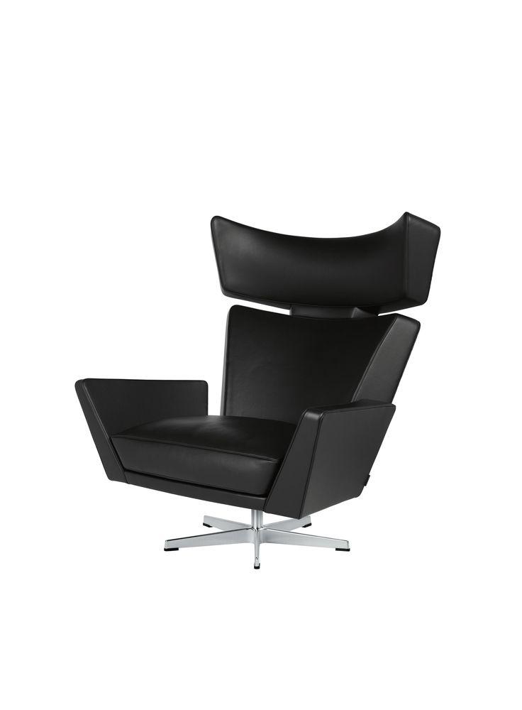 Oksen Armchair by Republic of Fritz Hansen