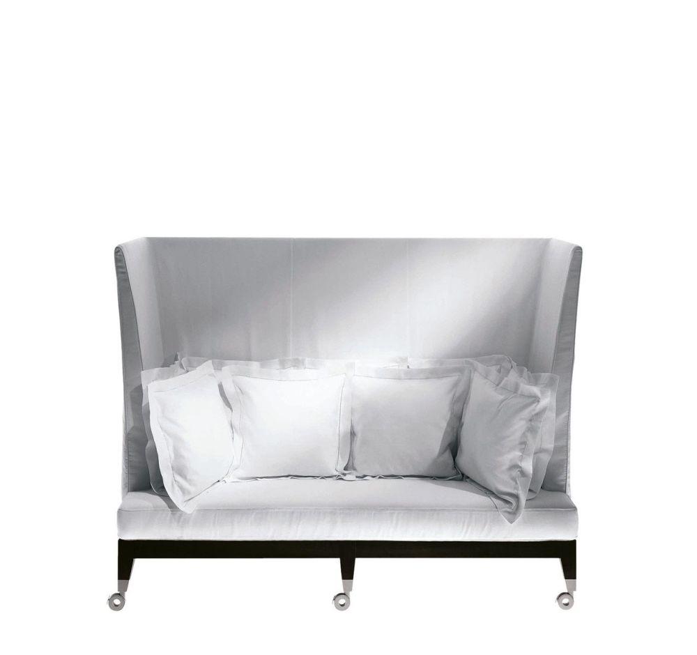 Neoz Three-Seater High Back Sofa by Driade