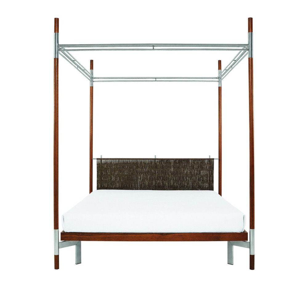 Edward II – Double Canopy  Bed by Driade