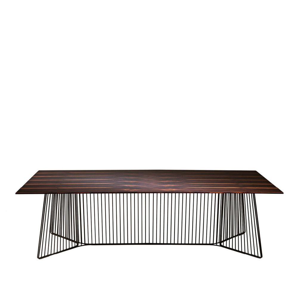 Anapo Rectangular Table by Driade