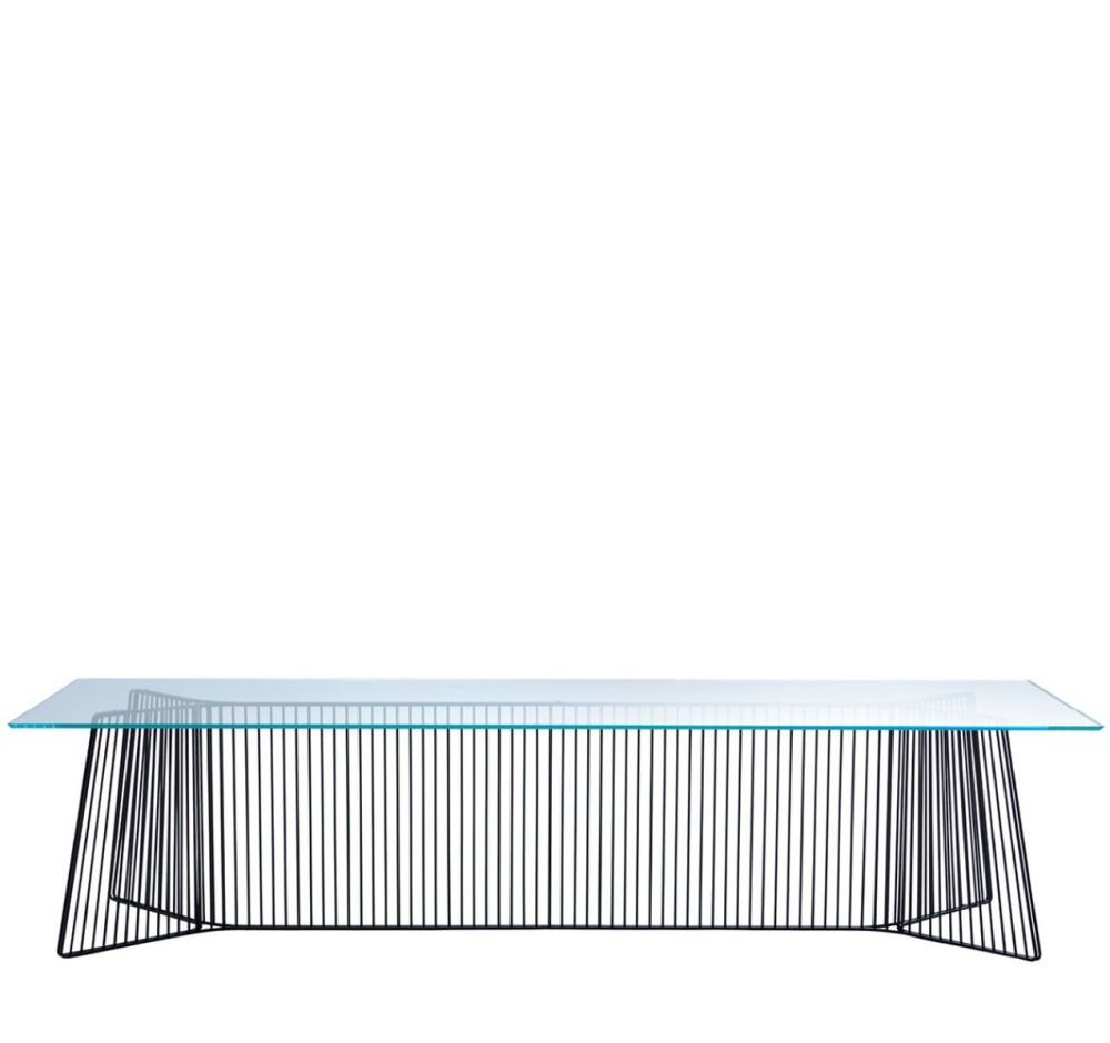 Anapo Large Rectangular Table by Driade