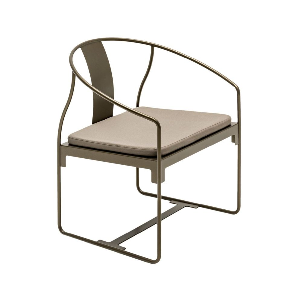 MINGX - Outdoor Armchair by Driade