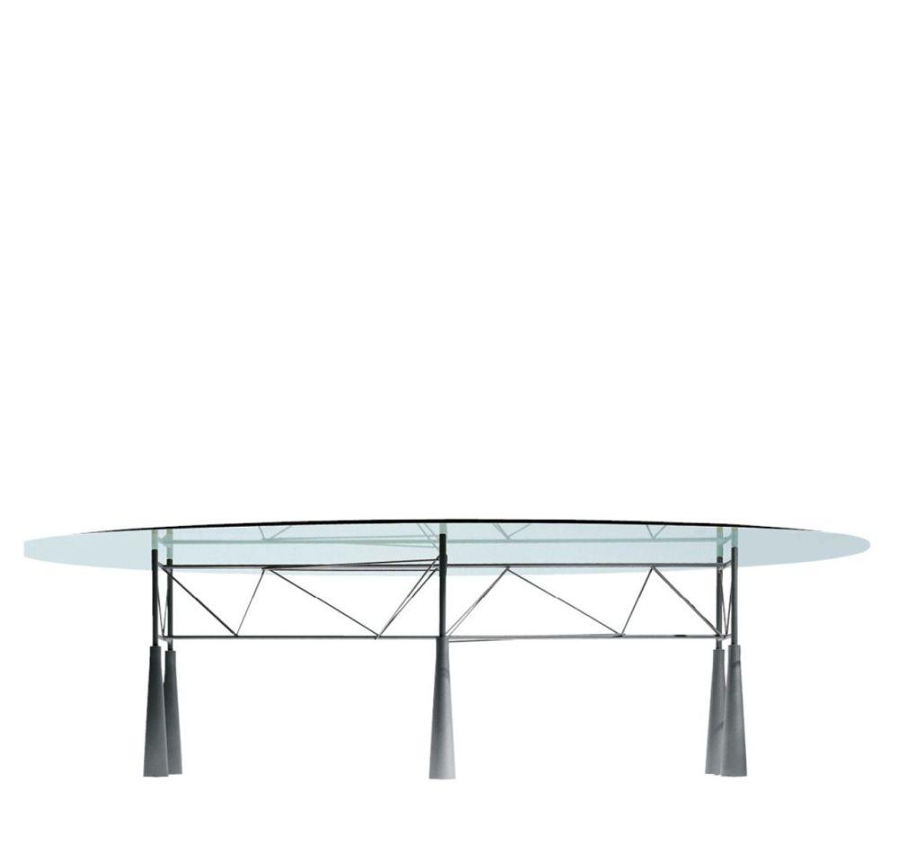 Lybra Table by Driade