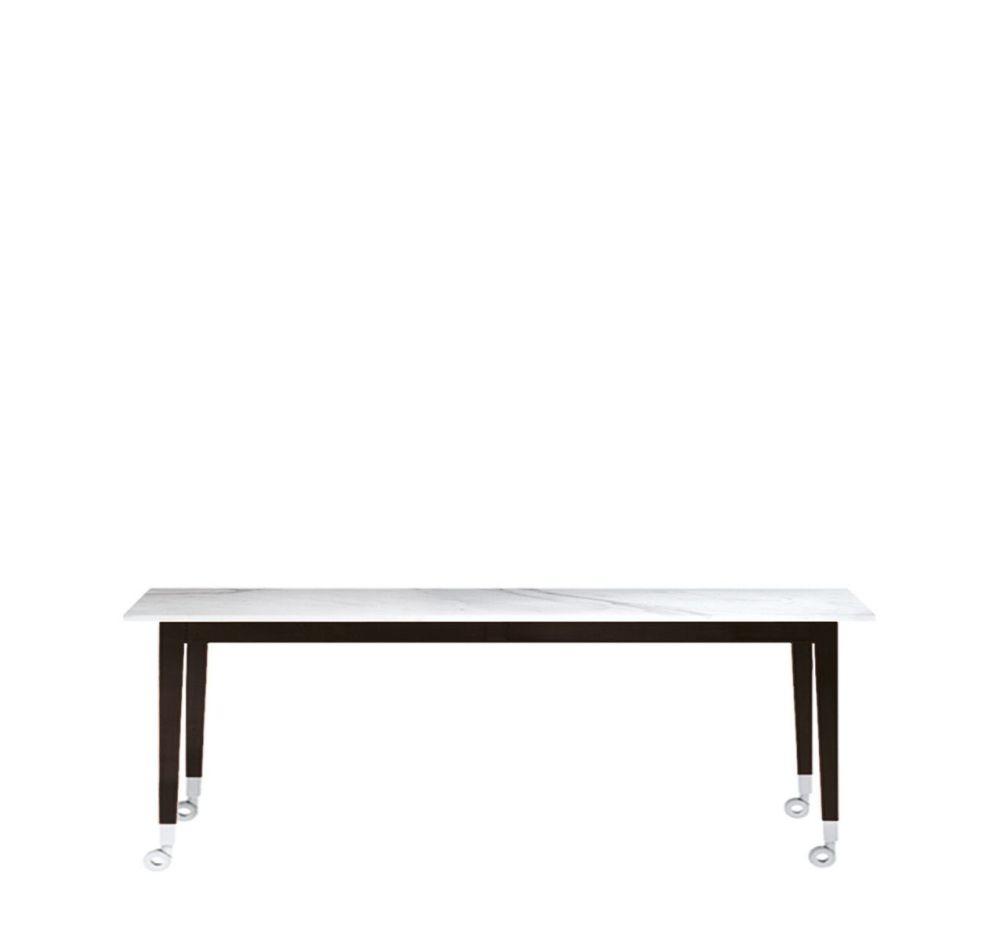 Neoz Rectangular Table by Driade