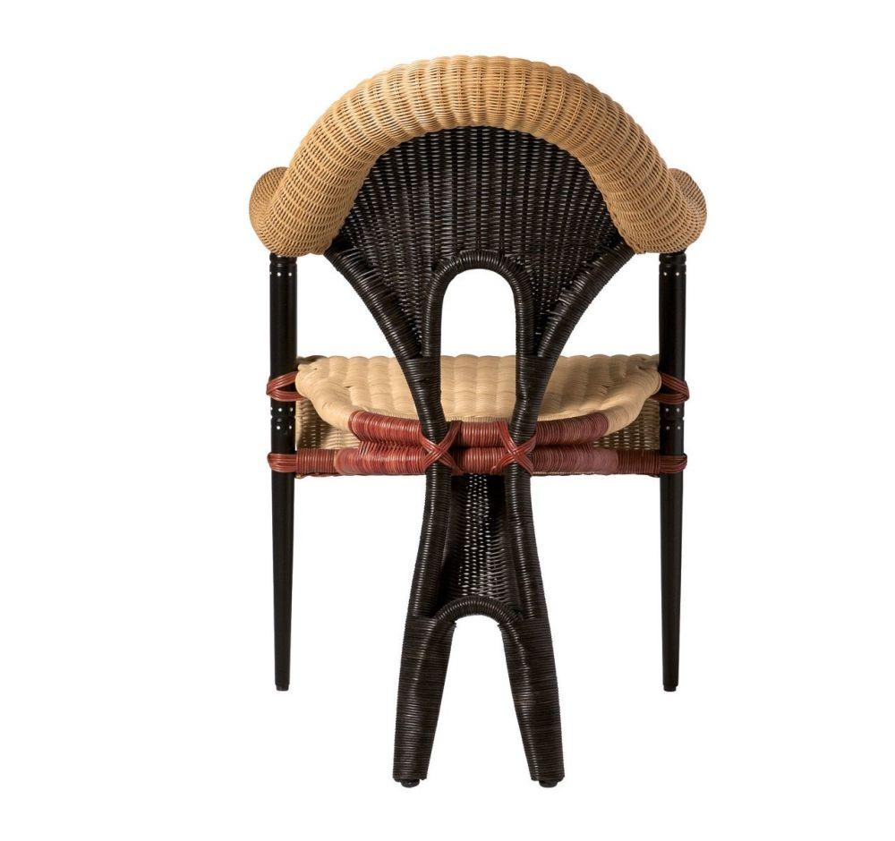 Liba  Armchair by Driade