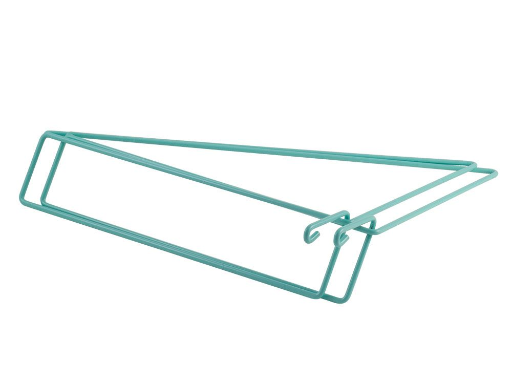 LIGHT BLUE - set of 2 shelf brackets