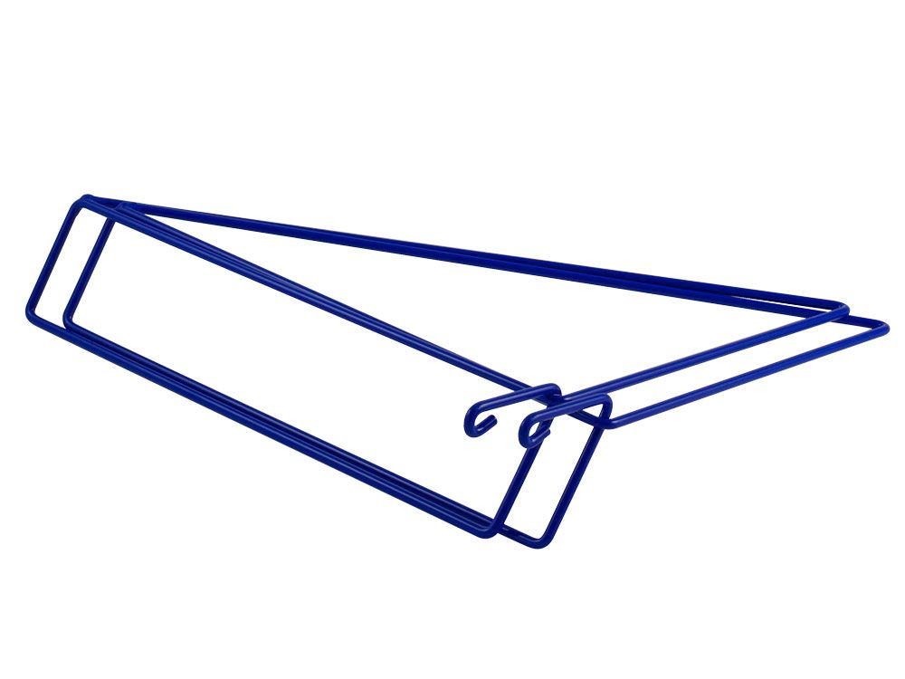 NAVY BLUE - set of 2 shelf brackets