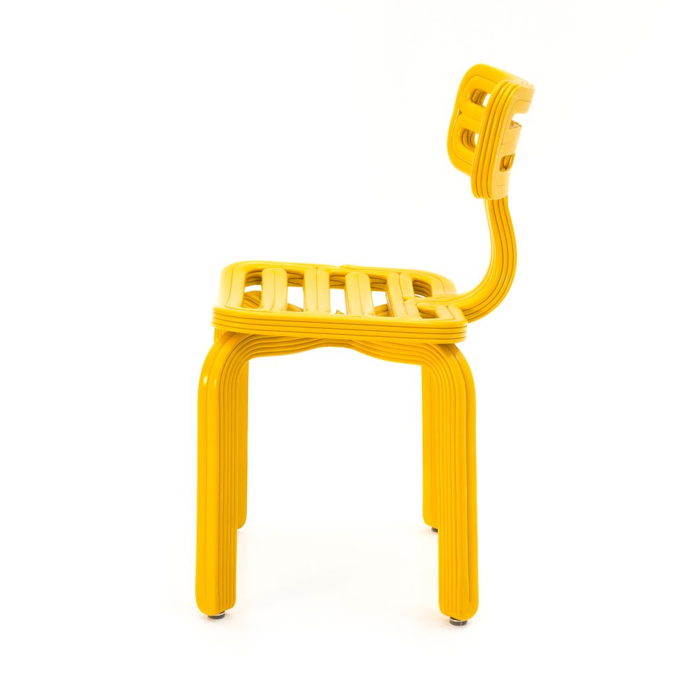 ChubbyCHAIR. Yellow