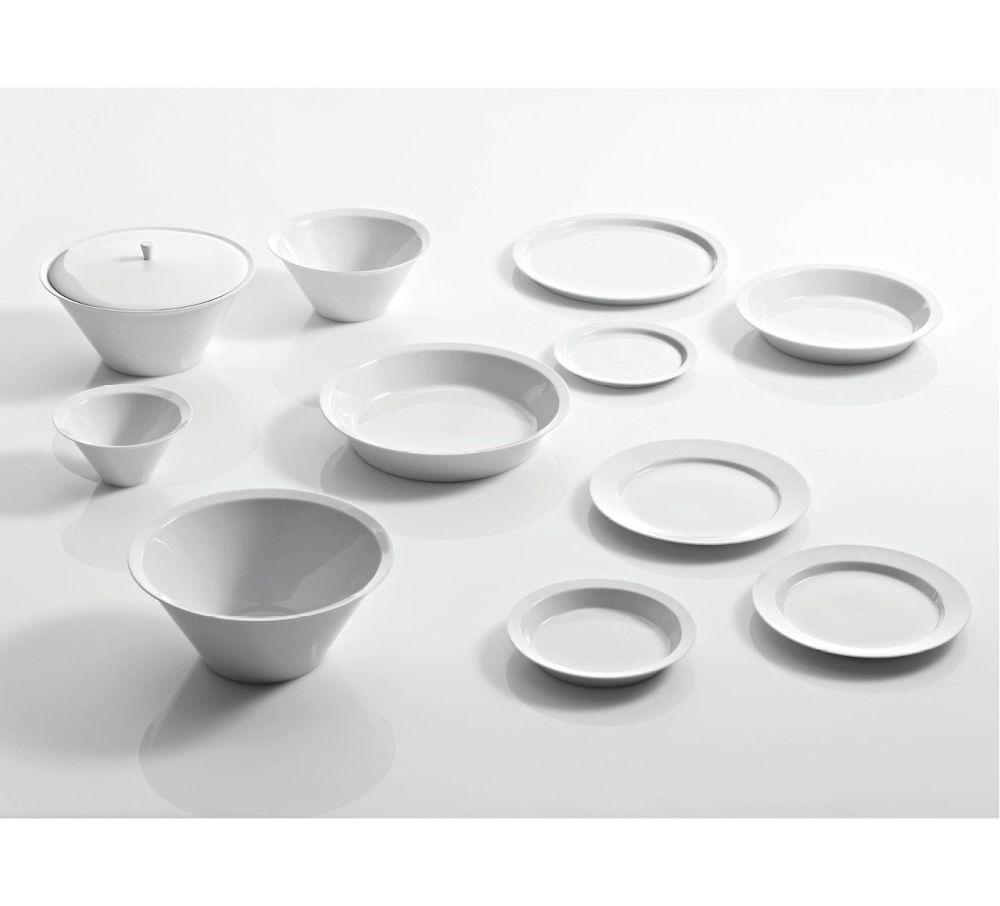 Anatolia - Flate Plate Set of 6 by Driade
