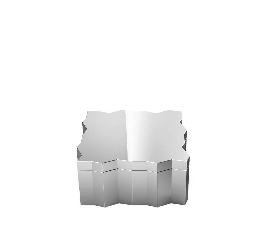 Frammenti Aluminum Box  2 by Driade