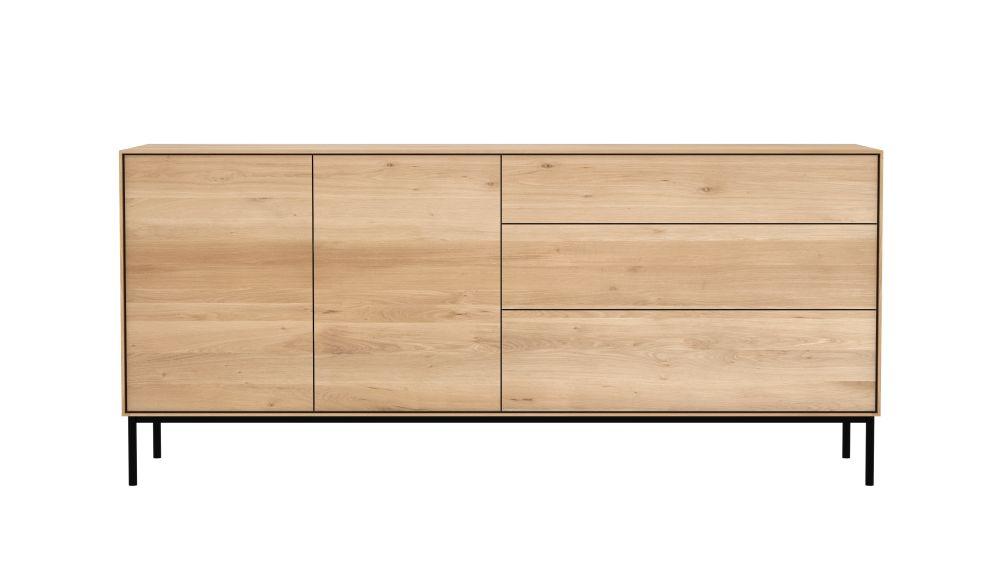 Whitebird Sideboard 1 by Ethnicraft