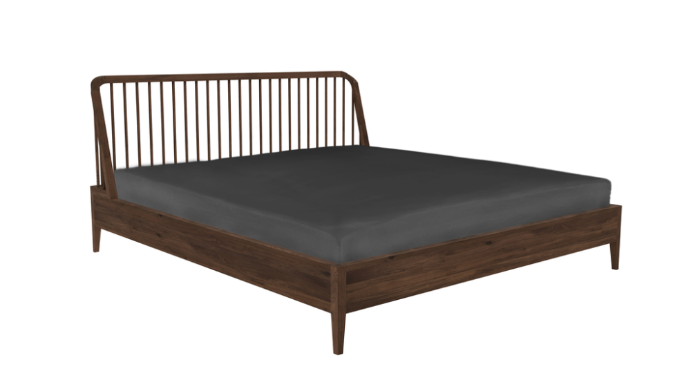 Spindle bed - King Size by Ethnicraft