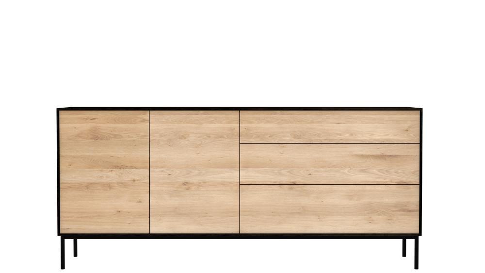 Blackbird Sideboard 1 by Ethnicraft