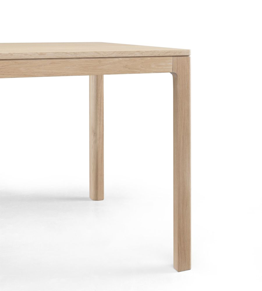 Nuda Rectangular Dining Table by Wewood