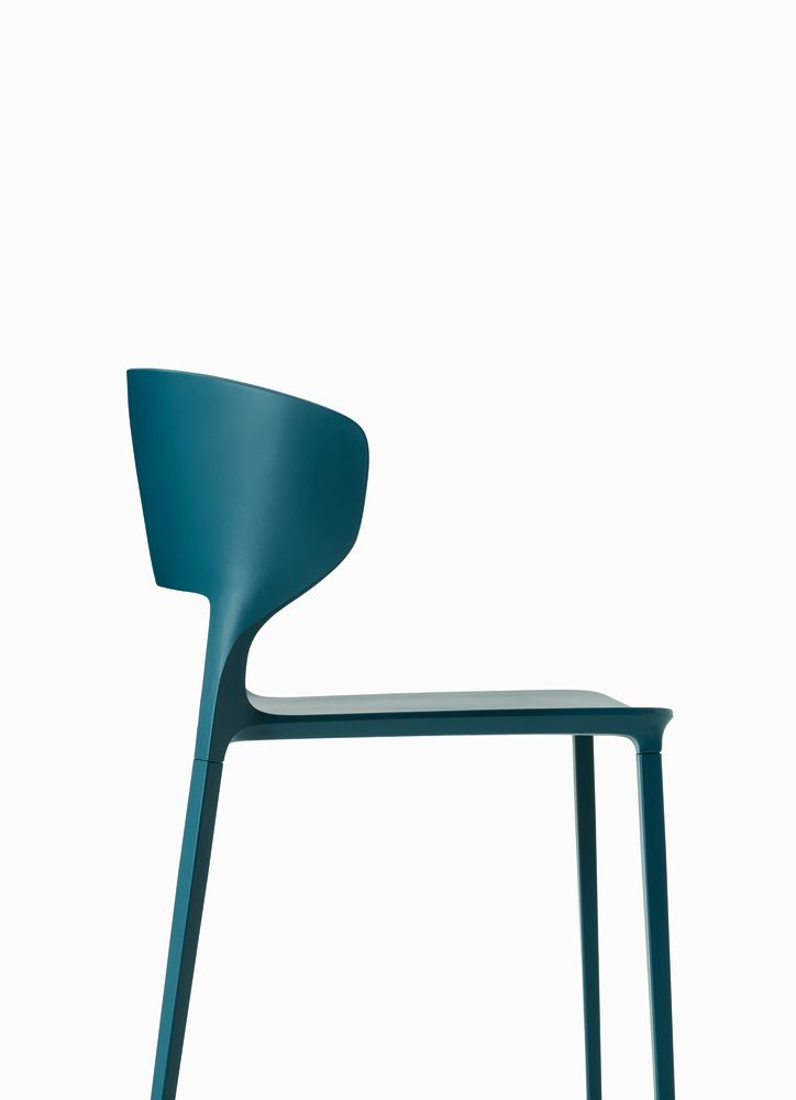 Koki Dining Chair - Stackable by Desalto