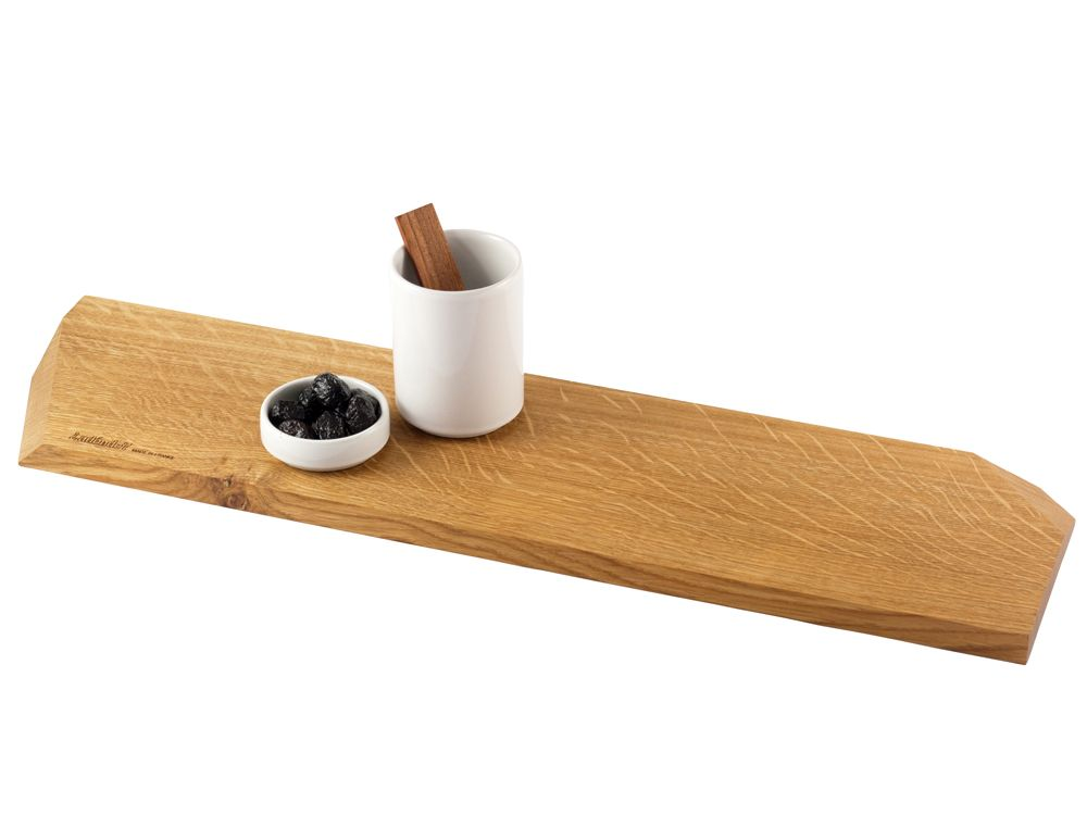 Recto Verso Tray & Cutting Board  by ¿adónde?