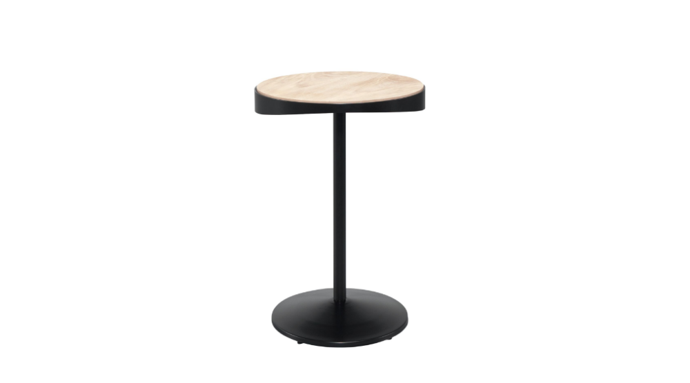 Drop Side Table by Wewood