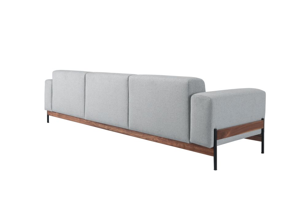Bowie 3 Seats Sofa by Wewood