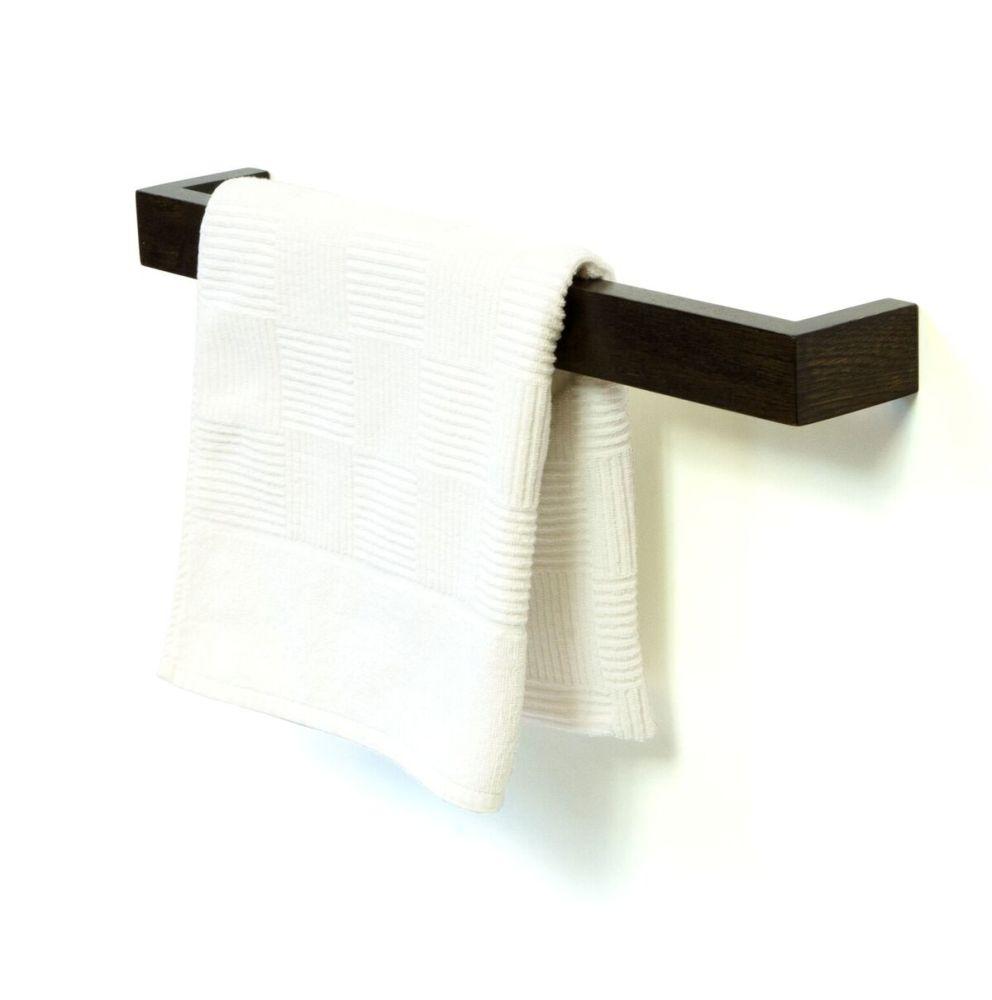Slimline Towel Rail Wall by Wireworks