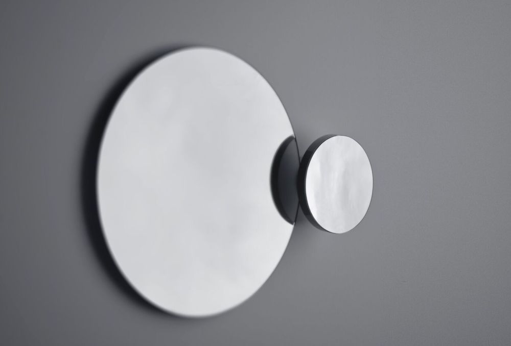 Wall Mirror Eclipse by Wireworks