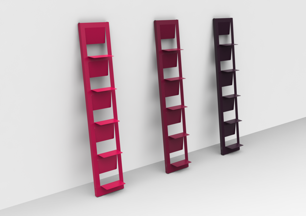 Pampero Shelf Unit by Matière Grise