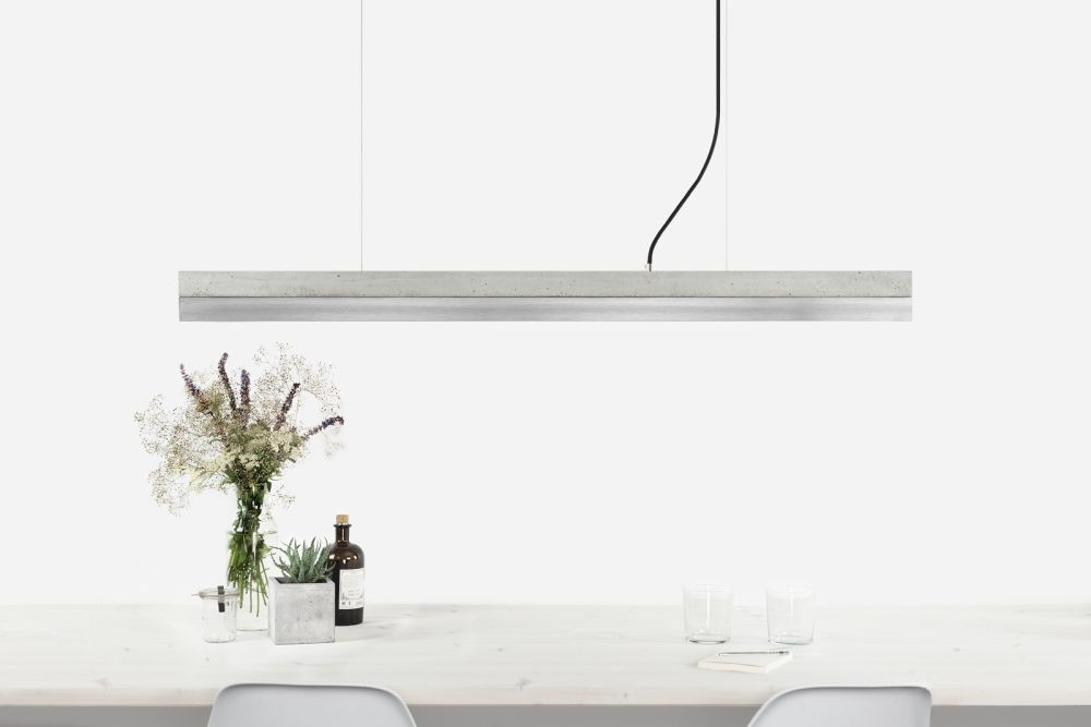 GANTlights [C1]stainless steel Pendant light